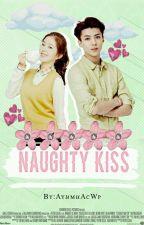 Naughty Kiss ➸HunRene by imxnbin