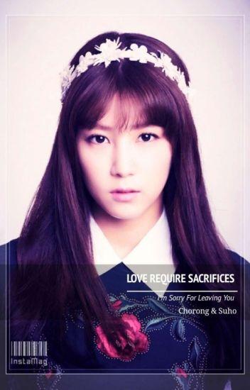LOVE REQUIRES SACRIFICE