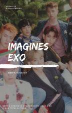 Imagines - [ 想像 ] ❅ E᙭O by Sra_JeonPark
