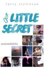 Our Little Secret // L.S. by anniemfidelis