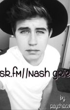 ask.fm // nash grier. by psychocam