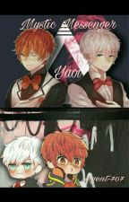 .:Mystic Messenger Yaoi:. by Agent-707