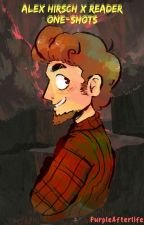 ❤Alex Hirsch X Reader One-Shots❤ by PurpleAfterlife