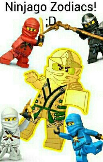 Ninjago zodiac! ^^