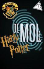 Wie is de mol? *HP VERSIE!* -BEZIG!- by SamF1301