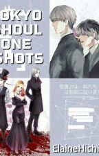 Tokyo Ghoul One shots (ON HOLD) by ElaineHichiro
