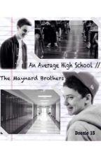 An Average High School // Conor Maynard Fanfic by Doonie13