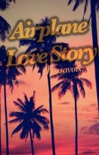 Airplane LOVE Story by Lucidities