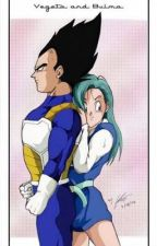 Vegeta e Bulma!  by GiadaVanni1205