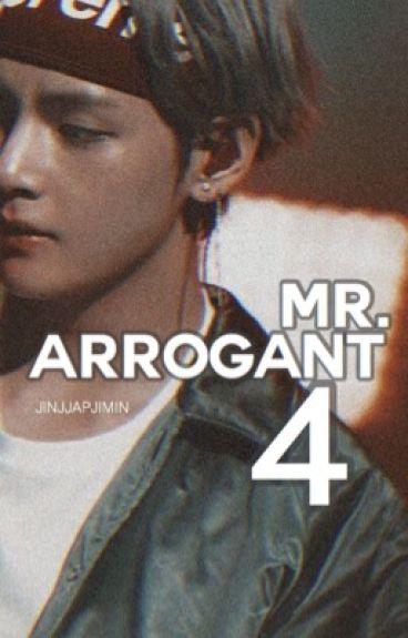 Mr. Arrogant [Book 4] | Kim Taehyung