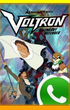 Voltron legendary defender whatsapp by Nicaraua