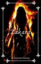 Zakara: Fire Within (An Allanon Fanfic) by becketharowndy