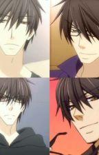 Takano Masamune x fem reader  by AnimeIsLife389