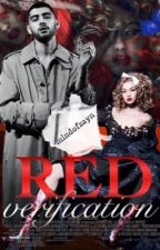 Red Verification. | z.m by mindofzayn