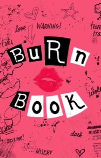 Wattpad Burn Book
