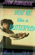 BUTERRFLY: Like A Butterfly by Seyoon94