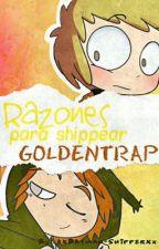 Razones para shippear Goldentrap (FNAFHS) by xXBatman-ShipperXx