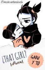 ¿That girl? [Pucca] |Garu Y Tu| by mealesantanalove16