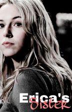 Erica's Sister |Teen Wolf| by bilinskimcsmile