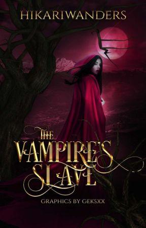 The Vampire's Slave by hikari_light02