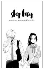 shy boy ; jjk |endearment| by teemxr