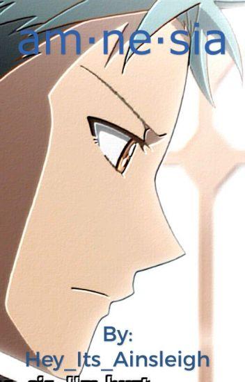am·ne·sia (Mitsuhide x Reader)