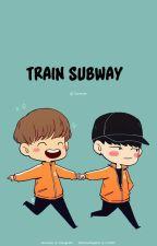 Train Subway ║YoonSeok║ by -WiskiSenpai-