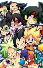 DBZ oneshots//✔COMPLETED ✔ by GiaDominguez5