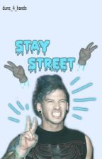 stay street (Josh Dun X reader) by duns_4_hands