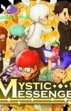 Mystic messenger x male reader  by 707_mysticmessenger