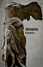 Amans ∆ Jason Grace by kenwon
