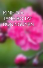 KINH DIA TANG BO TAT BON NGUYEN by hhongxuan