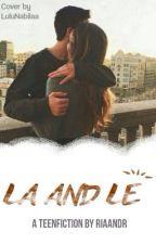 La and Le by riaandr