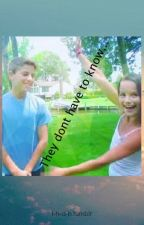 They Dont Have To Know...---- A Brannie Fan Fiction ---- by DanceMomsFan01