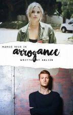 Arrogance [Marco Reus] by abliin