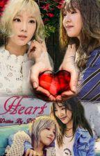 Heart  by JE_Rain