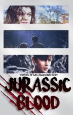 『 Jurassic Blood 』➖   Zach Mitchell [Jurassic World] [PAUSE] by kickass-