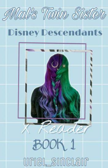 disney descendants x reader •° book 1  uriel  wattpad