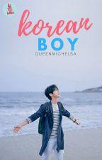 Korean Boy by QUEENMICHELSA