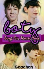 BOTY (Boys On Team Yaoi) by gaachan