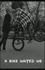 Lucas Castel A bike united us.../Una Bici Nos Unio...  by Milu_Diazz