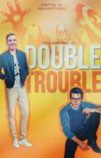 Double Trouble ¬ [Rogers x Stark] by malumatfurus