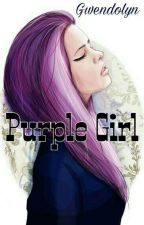 Purple Girl by official_Gwendolyn