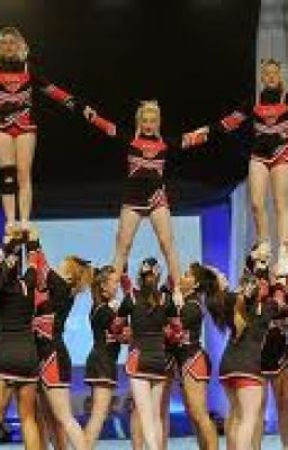 THE CHEERLEADING COMPETITION! by Rabba-ve