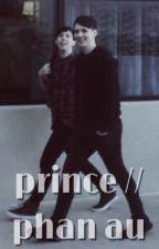 prince // phan au by ChibiPhil