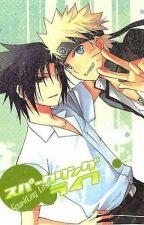 Bad luck in Misfortune [SasuNaru] by _SasuNaruStories_