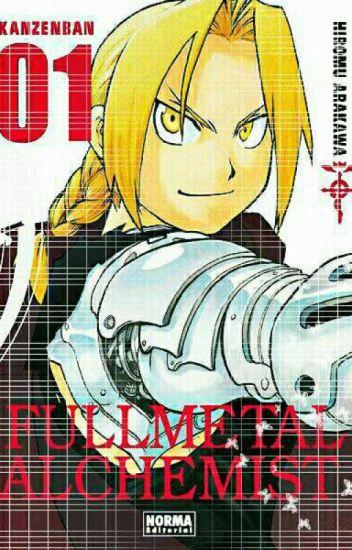 Fullmetal alchemist  -news&fandom-
