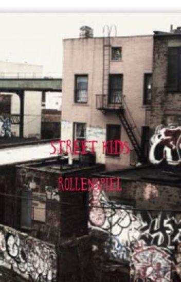 Wir von der Straße || Street Kids RPG