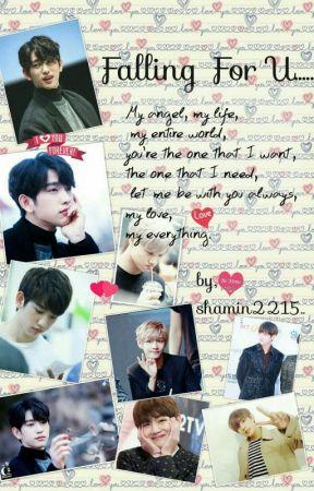 Falling for You(GOT7 Jinyoung Fanfic) by shamin2215