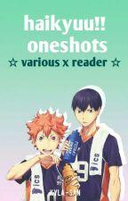 Haikyuu!! x Reader [One Shots & Scenarios] by sxmmerhearts